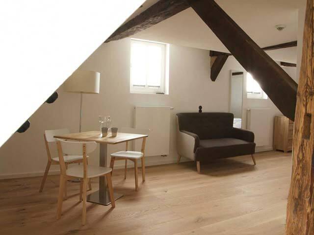 Apartment-Ensuite-bis zu 2 Personen  - Basistarif