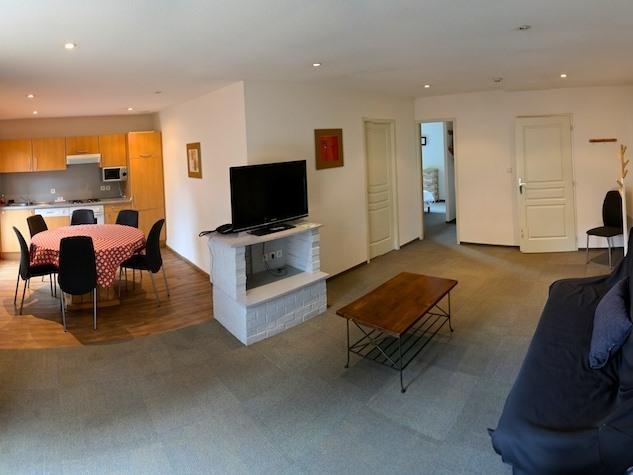 Appartement-Famille-Douche