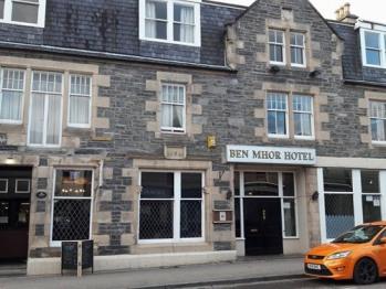 Ben Mhor Hotel - Front