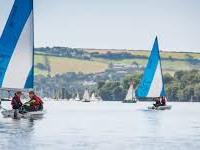 Dinghy Sailing 0.1 miles