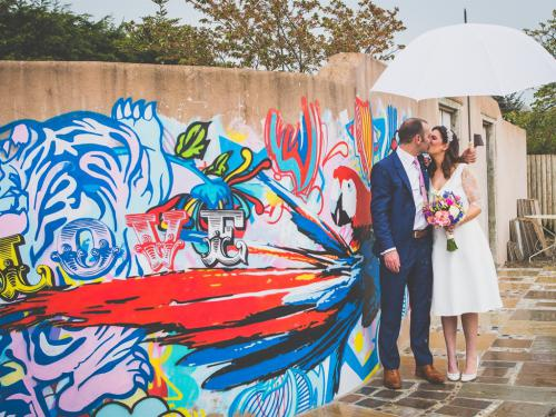 Exclusive Elopement Wedding use at Lower Barns