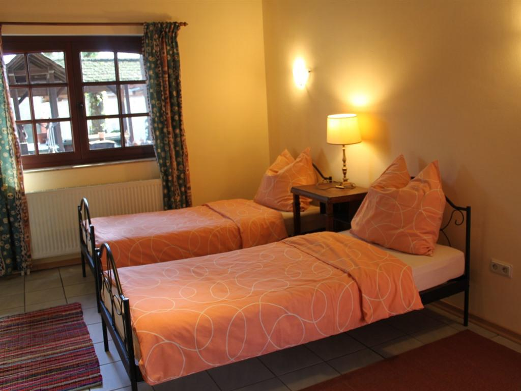 Doppelbett oder zwei Einzelbetten-Klassisch-Ensuite Dusche - Basistarif
