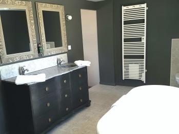 Salle de bain chambre Jeanne