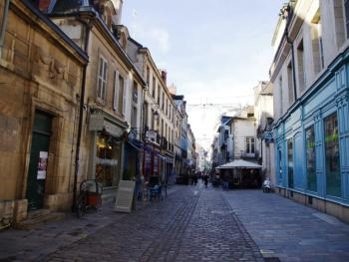 Centre historique rue musette