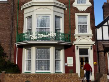 The Waverley - The Waverley, Crescent Avenue, Whitby