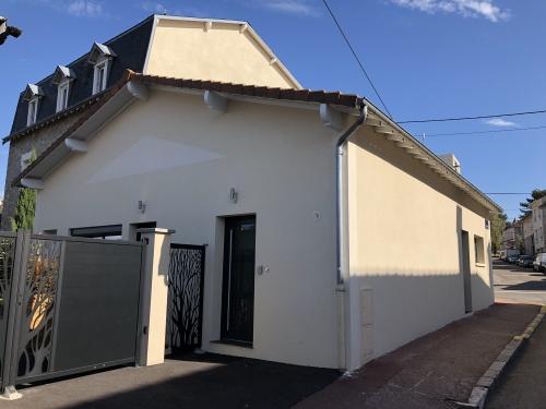 façade rue du Mas Bouyol