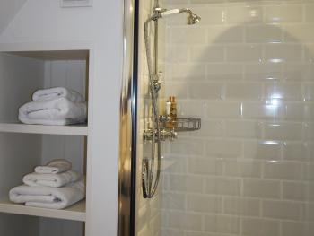 Goodwood Suite Shower Room