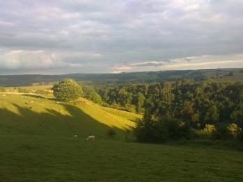 view of Lathkill Dale