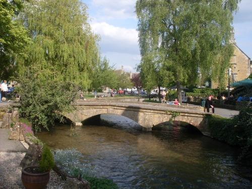 Beautiful Bourtons Bridge