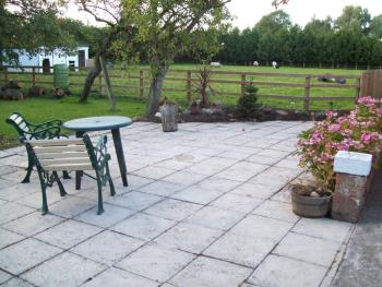 the orchard patio