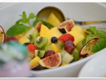 Fresh Fruit Salad..