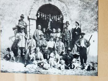 Cene di caccia 1910