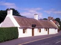 Robert Burns' Cottage, Alloway, South Ayrshire