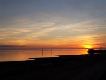 Le Bassin d'Arcachon, et ses 1000 couchers de soleil. On ne s'en lasse jamais.