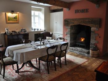The Tudor Dining Room