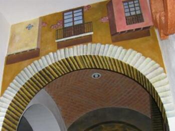 mural; subterranea