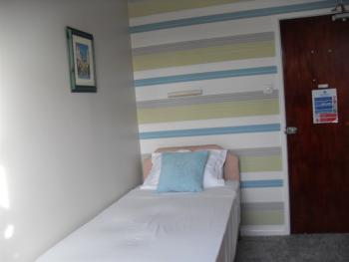 Single room-Standard-Ensuite with Shower-ground floor