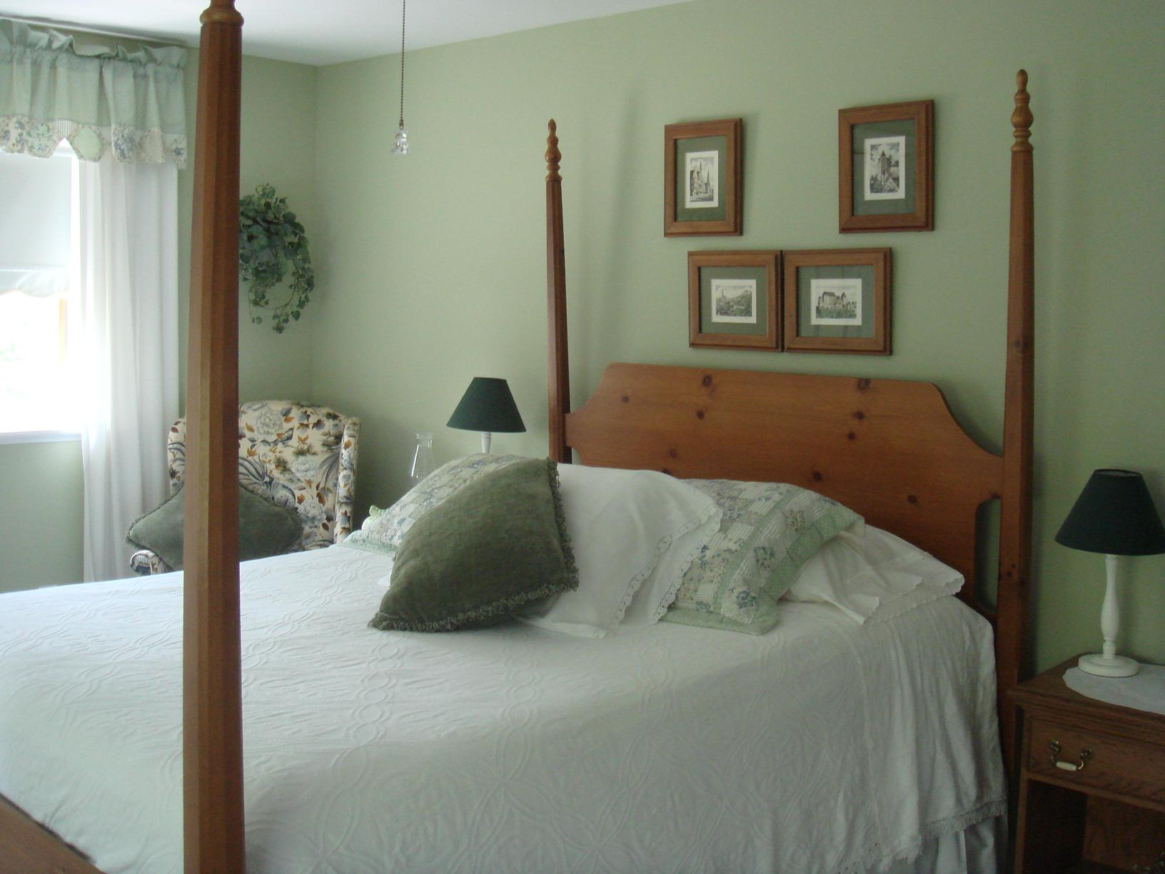 Double room-Private Bathroom-Standard-Countryside view-Nellis Room
