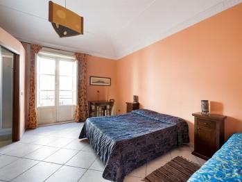 Camera Tripla-Superiore-Bagno in camera con doccia-Vista strada-Pesca