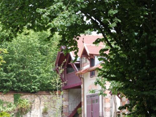 Appartement-Cottage-Douche-Vue sur Jardin-APPARTEMENT AVEC BALCON