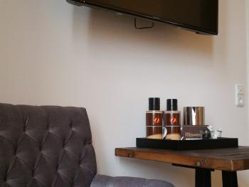 Kaffeezubereitung der Extraklasse auf jedem Zimmer mit Kaffee unserer hauseigenen Kaffeerösterei Mondo del Caffè