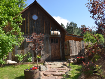 Bootlegger Barn-Barn-Private Bathroom-Luxury-River view