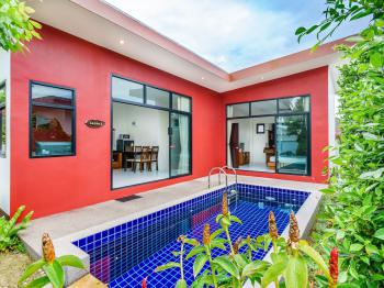 2 Bedroom Pool Villa - Lanna #2