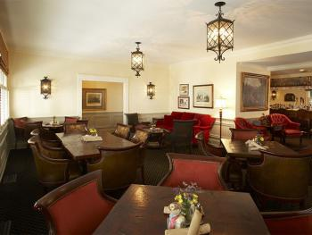 The William Rand Tavern features casual dining and our bar