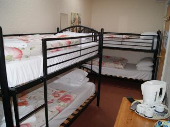 Family room-Ensuite-Bunk Beds