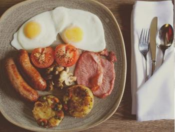 'Harty' Cooked Breakfast