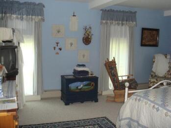 Guestroom Whitlock Room