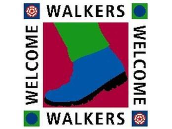 Walkers Welcome Award