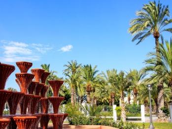 Elche - Palmeral (Palm Park)