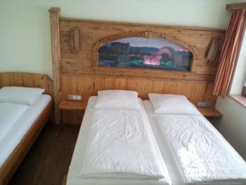Dreibettzimmer-Komfort-Ensuite