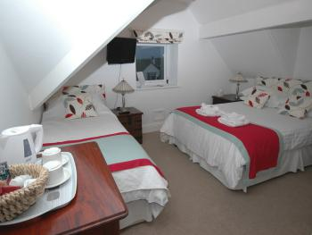 Sea View Double or Twin (Triple Occupancy Option)