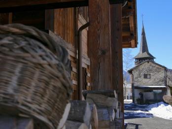 La petite église des Praz