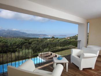 terrasse Villa Sabina