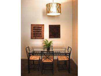 Dining Room - Superior Queen Suite (2-Bedroom)