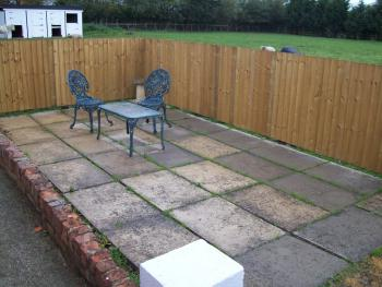 THE PADDOCK - Private Patio