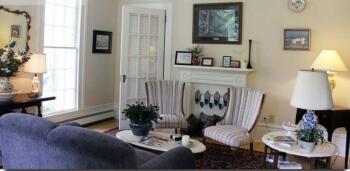 Living Room at 131 Main