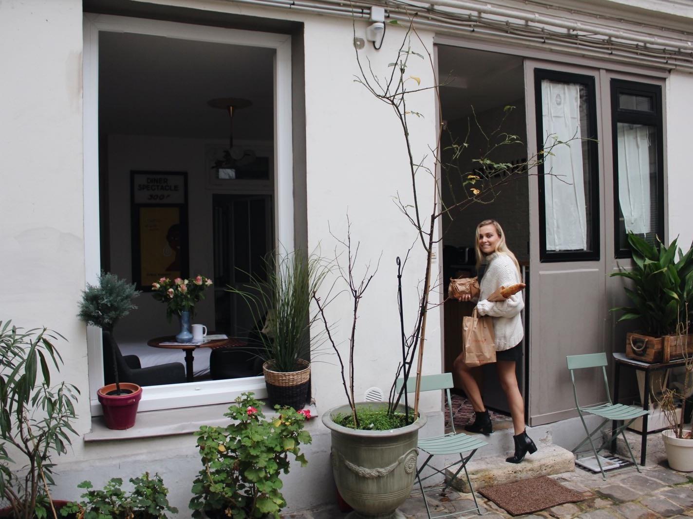 Mini-Loft Design Chez Joséphine