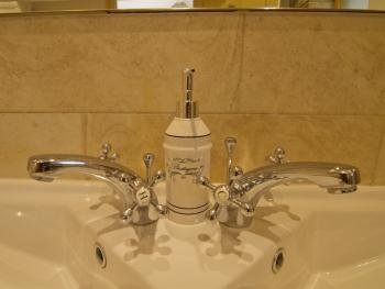 Room 1 Luxury Ensuite Double Sink