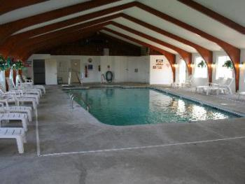 Indoor Heated Saltwater Pool--South Main Street campus