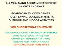 What Activities Can We Choose?