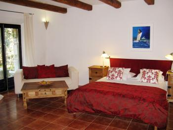 Junior Suite-Terrace-Suite-Private Bathroom-Val Ter suite - Base Rate