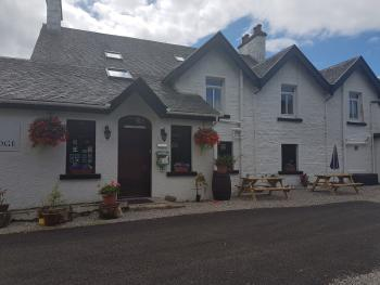 Inchbae Lodge Inn - front summer view