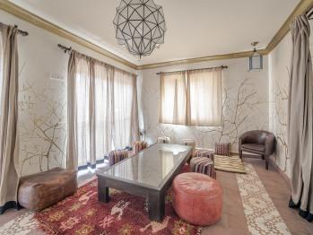 Un salon de Dar Tafantant