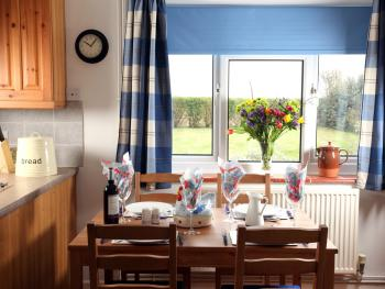 Cowman's Cottage Dining Area