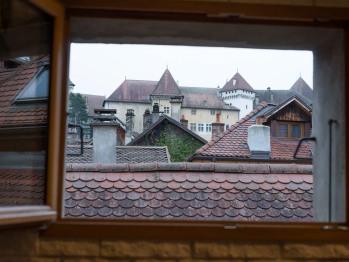 ***** Boudoir -Magnifique triplex -coeur vieille ville -