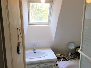salle de bain de la Suite Maunoury